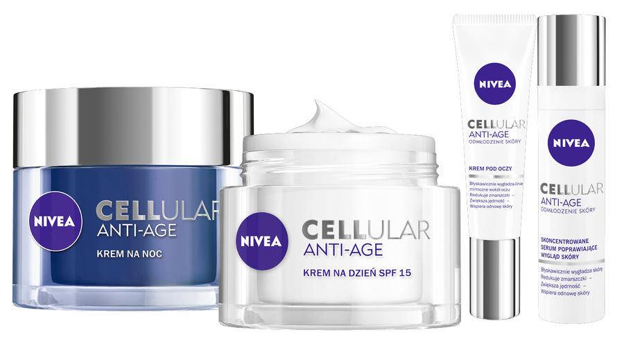 NIVEA® Zellulares Anti-Age Serum
